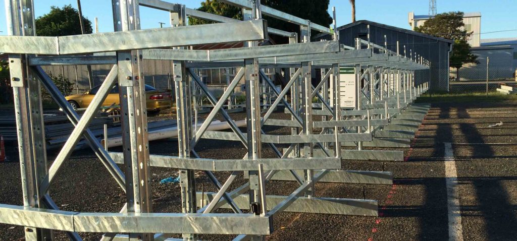 Galvanised Cantilever