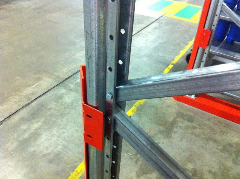 how to protect your pallet racking